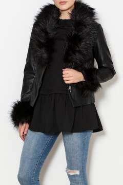 Shoptiques Product: Fur Trim Jacket
