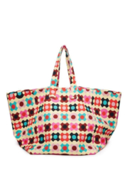 La Double J Reversible Tote Bag - Front full body