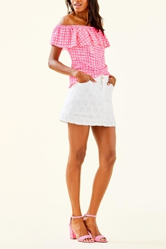 Lilly Pulitzer La Fortuna Top - Product List Image