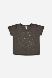 Rylee & Cru La Luna Basic Tee - Product Mini Image