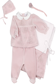 Shoptiques Product: La Mascot Rosa Antico set