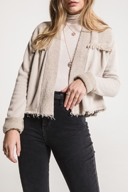 White Crow La Paz Cardigan - Product Mini Image
