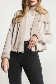 White Crow La-Paz Cardigan Jacket - Product Mini Image