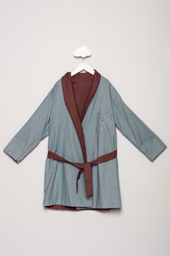 Shoptiques Product: Reversible Chambray Robe