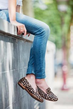 Shoptiques Product: Leopard Loafers