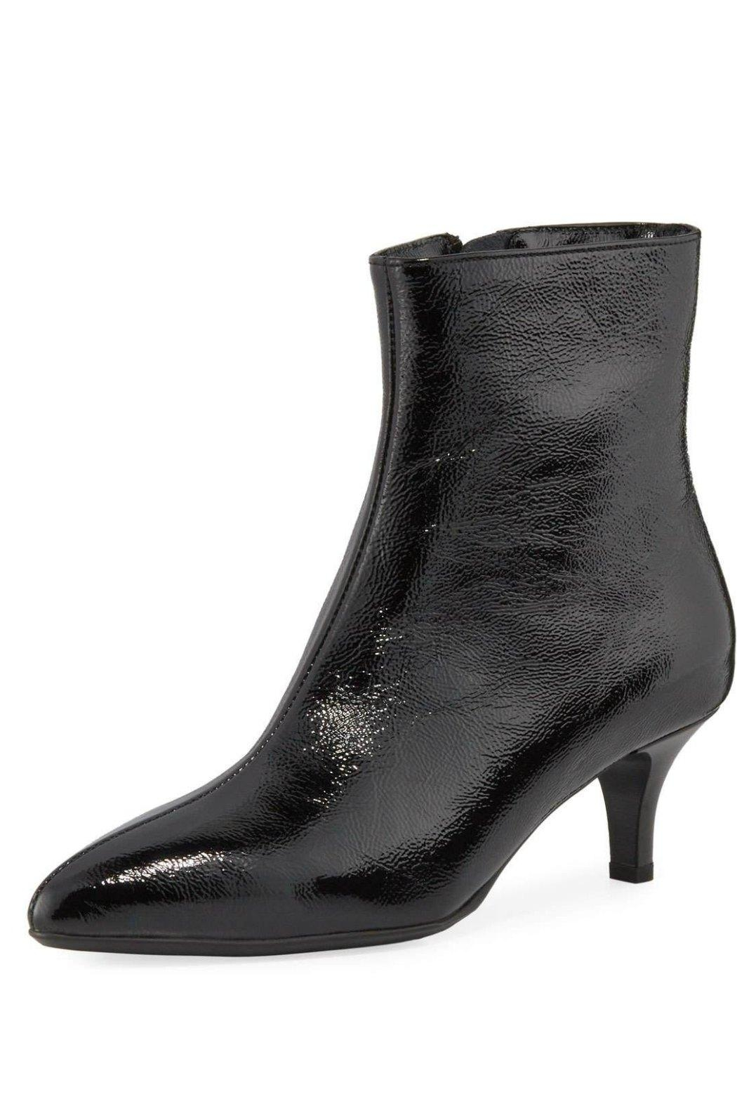 La Canadienne Davis Kitten-Heel Boot - Main Image