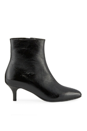 La Canadienne Davis Kitten-Heel Boot - Front full body