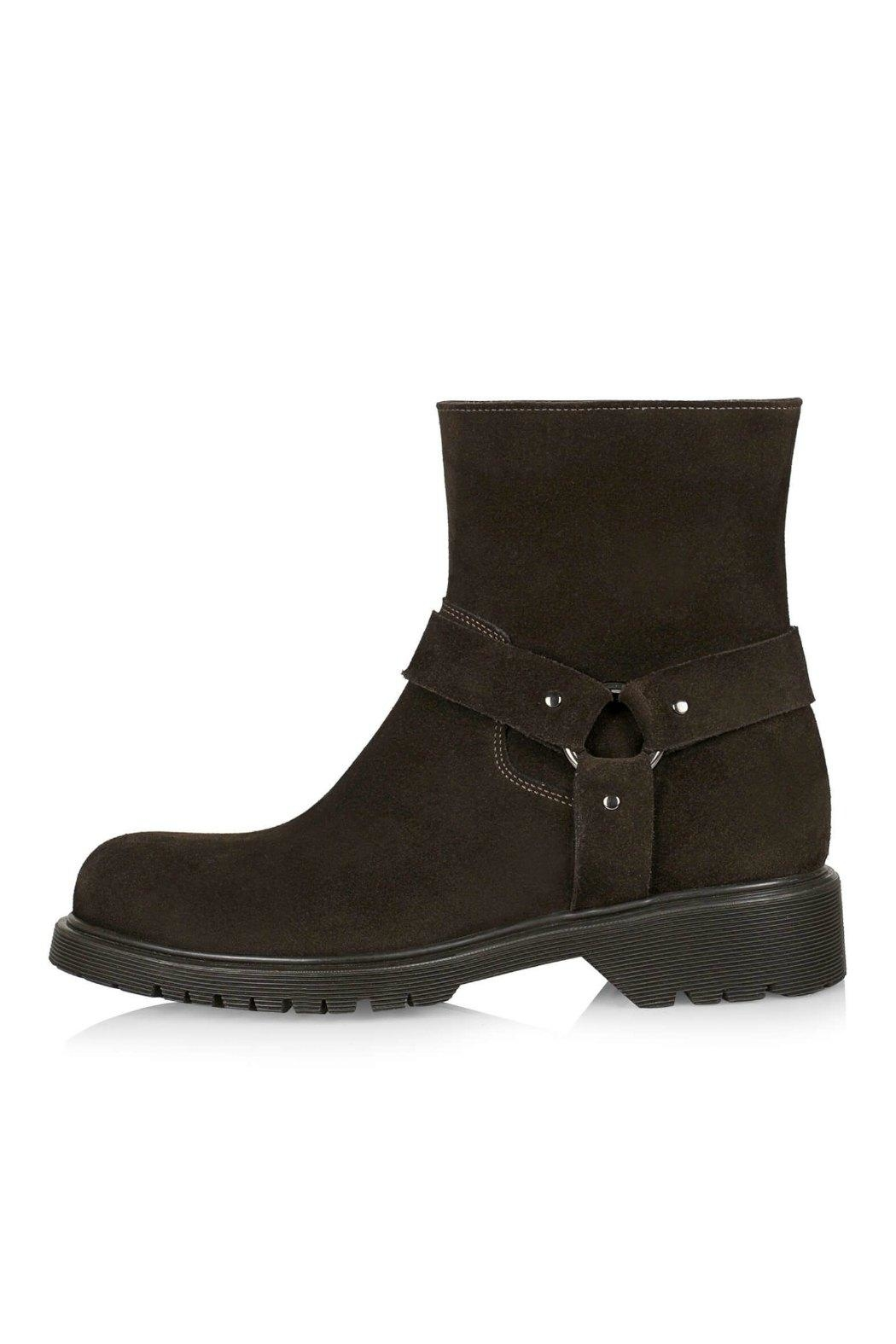 La Canadienne Harris Ankle Boot - Front Cropped Image