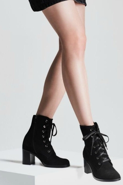 La Canadienne Parker Lace-Up Boot - Alternate List Image