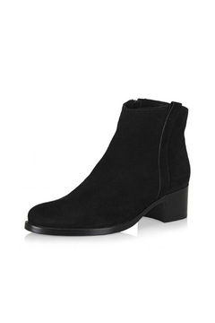 La Canadienne Presley Suede Heel-Boot - Product List Image
