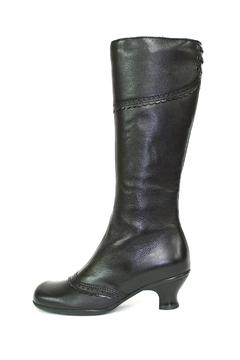 La Canadienne Tall Black Boot - Product List Image