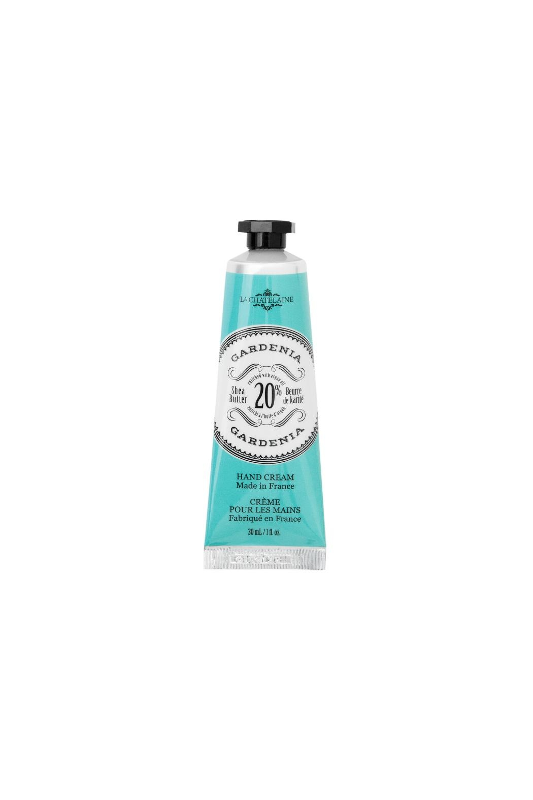 La Chatelaine Gardenia Hand Cream - Front Cropped Image