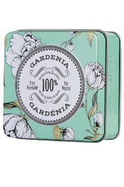 La Chatelaine Gardenia Travel Soap - Product Mini Image