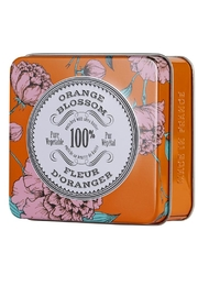 La Chatelaine Orange Blossom Travel Soap - Product Mini Image