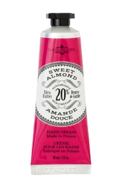 La Chatelaine Sweet Almond Hand Cream - Product Mini Image