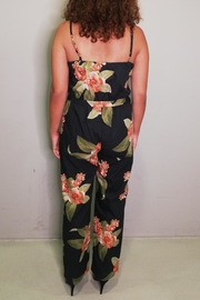 La Fee Maraboutee Floral Jumpsuit - Side cropped