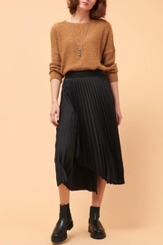 La Fee Maraboutee Plissee Skirt Ecem - Front cropped