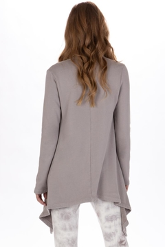 LA Made Aria Essential Cardigan - Alternate List Image