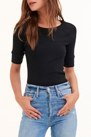LA Made Fitz Crew Top - Front cropped