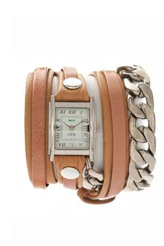 LA MER Collections Malibu Chain Watch - Product List Image