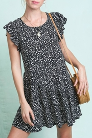 LA MIEL  Polka Around Dress - Product Mini Image