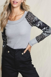 LA MIEL  Printed Sleeve Thermal - Product Mini Image