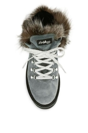 La Montelliana Aurora Lace-Up Hiker - Back cropped