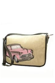 La Reine Classic Car Carryall - Front cropped