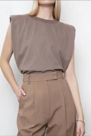 La Ros Sleeveless Oversized Top - Product Mini Image