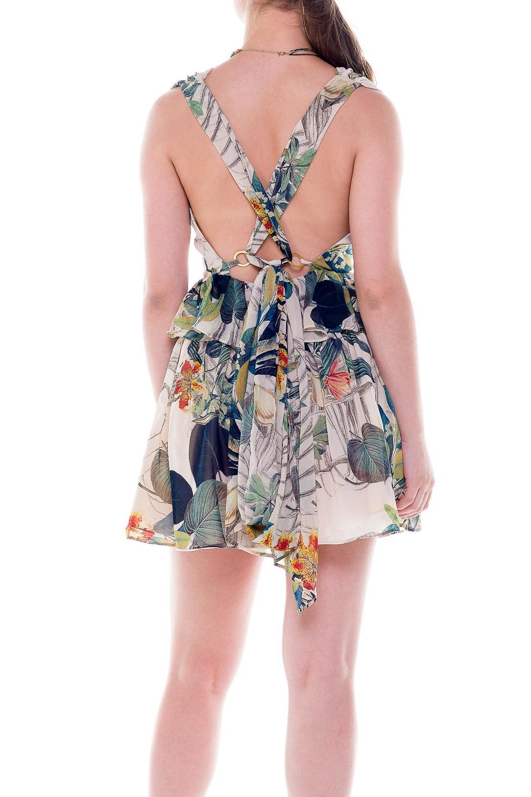 Free shipping Notched Plus Size Floral Fitted Peplum Dress WHITE XL under $ in Dresses online store. Best Short Chiffon Dress With Sleeves Online and Zip Up Dress .
