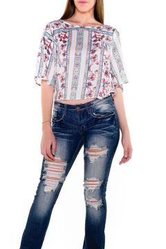 Shoptiques Product: Printed Top