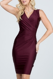 La Scala Tanya Festive Dress - Front cropped