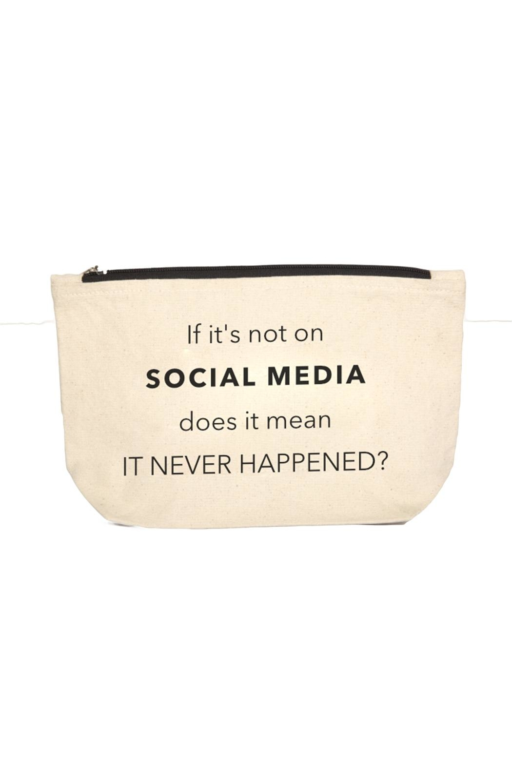LA Trading Co. Social Media Pouch - Main Image