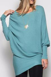 La Vida The Meghan Sweater - Front cropped