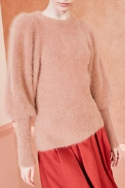 Ulla Johnson Labelle Rose Pullover - Front cropped