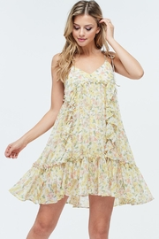 LaBiz Cami Floral Dress - Front full body
