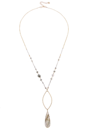 NAKAMOL CHICAGO Labradorite mix necklace - Product Mini Image
