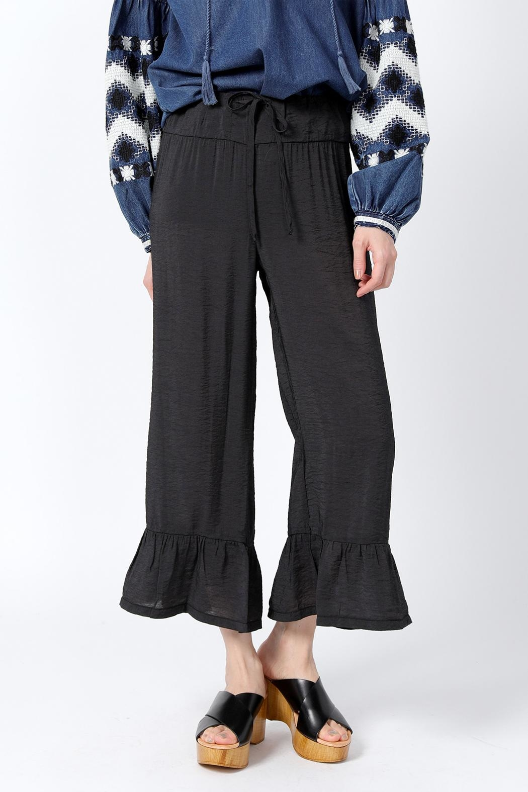 LACAUSA Amelia Bloomer Pant - Front Cropped Image