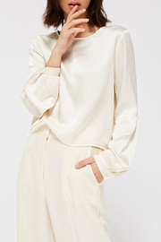 LACAUSA Belle Blouse - Front cropped