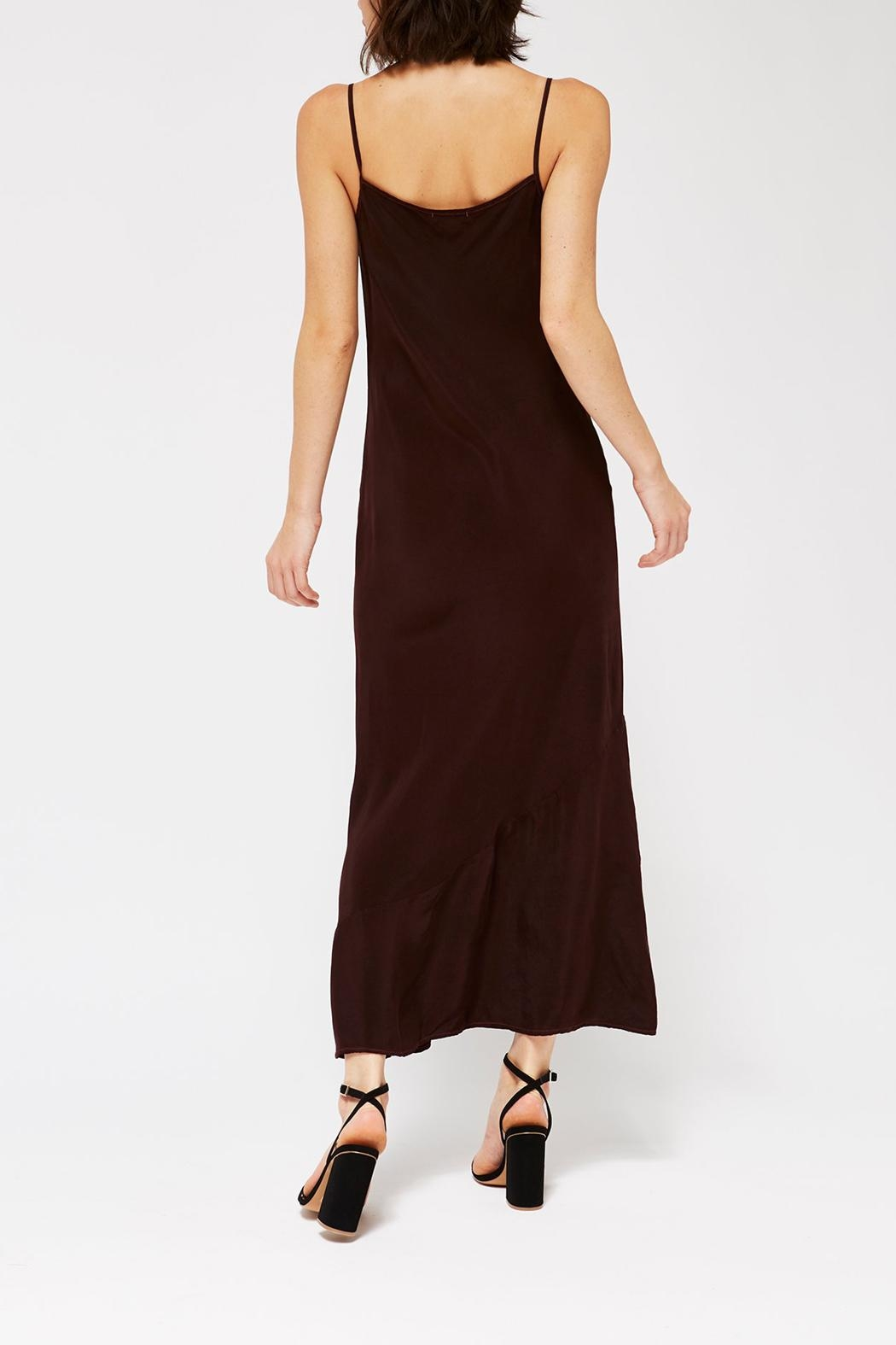 LACAUSA Bias Slip Dress - Side Cropped Image