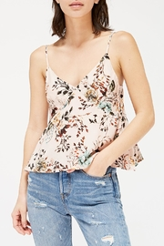LACAUSA Calla Floral Tank - Product Mini Image