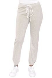 LACAUSA Grey Athleisure Sweatpants - Product Mini Image