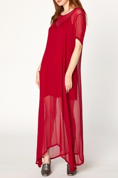 LACAUSA Pleated Factory Dress - Product List Image