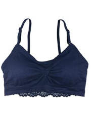 Coobie Lace back bralette - Front cropped