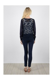 Molly Bracken Lace Back Sweater - Other