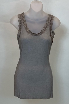 Look Mode LACE BACK TANK - Product List Image