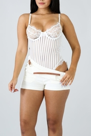 Good Time Lace Bodysuit - Product Mini Image