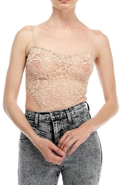 Better Be Lace Bodysuit - Product Mini Image