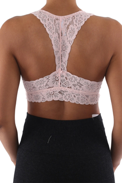 Lyn-Maree's  Lace Bralette - Alternate List Image