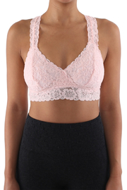 Lyn-Maree's  Lace Bralette - Product Mini Image